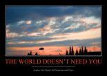 Indifferent world