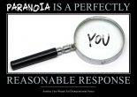 Paranoia & you