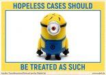 Hopeless cases