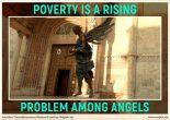 Poor angel