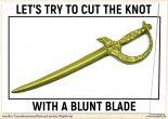 Blunt blade