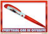 Offensive pen